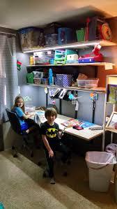 Kids Study Desk by Make Well Lit Work Spaces Diy U0027shelf Desks U0027 U2013 Page 3 U2013 Designer Rants