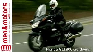 honda gl1800 goldwing best tourer bike 2004 youtube