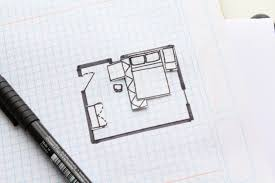 How To Sketch A Floor Plan How To Make A Floor Plan Articles About Apartment