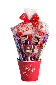 valentines baskets sweeten up to sweetie this s day with candy gift baskets