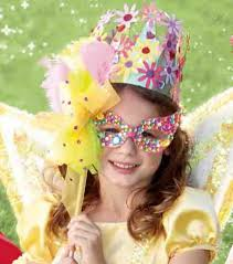 fairy crown and jewel mask kids craft ideas on joann com find