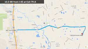 Old Texas Map 17406 Old Houston Rd Conroe Tx 77302