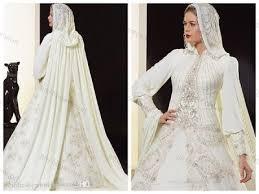 wedding dress muslimah dress muslim wedding dress modern design
