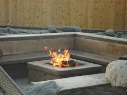 fire pits design marvelous patio ideas with gas fire pit