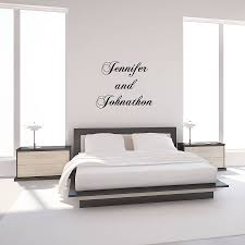 personalised quote typographical wall sticker by oakdene designs personalised quote typographical wall sticker
