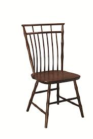 Amish Chair Cherry Wood Birdcage Windsor Chair From Dutchcrafters Amish Furniture