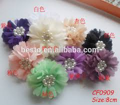flowers for headbands cf 0544 handmade decorative rhinestone lace make satin ribbon