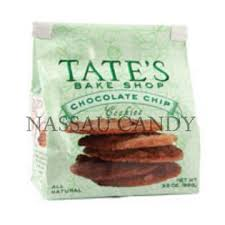 tate s cookies where to buy tates cookies choc chip bag 3 oz pack of 12