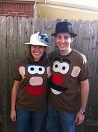 Coolest U0026 Potato Head Costumes 50 Easy Halloween Costumes Friend