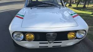 1971 alfa romeo gt 1300 junior for sale near encinitas california