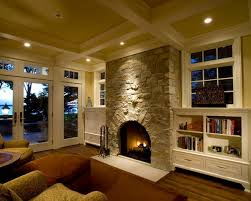 Decorate Inside Fireplace by Modern Indoor Patio Fireplace Decorating Ideas Patio Design Ideas