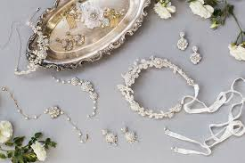 lace accessories edera couture lace bridal jewelry accessories