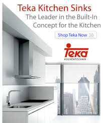 Teka Kitchen Sink Teka Kitchen Sinks By Teka