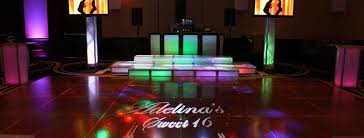 party rentals boston sweet 16 dj party rentals ct westchester ny boston ma