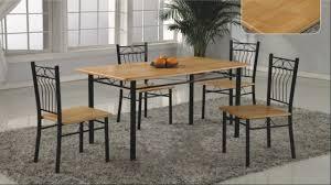 metal dining table set metal dining room table set steel dining