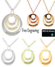 Customized Name Necklaces Name Necklace Ebay
