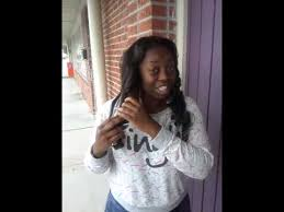 charleston salon that do good sew in hair a satisfied sew in client in charleston sc youtube