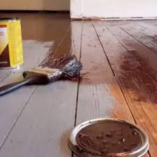 Diy Hardwood Floor Refinishing Flooring Stunning Painted Hardwood Floors For Home Interior Ideas
