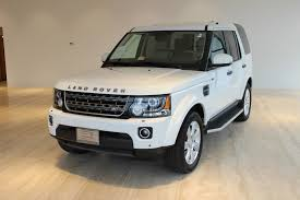 white land rover lr4 2015 land rover lr4 hse stock p088878a for sale near vienna va