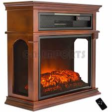 2 in 1 36 u2033 wall mount freestanding convertible electric fireplace