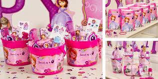 party favors sofia the party favors amulets bracelets bubbles more