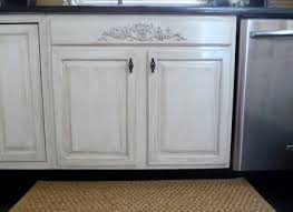 image of painting and glazing kitchen cabinets decor trends