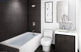 small glass shower stalls and white bathtub also black mat on