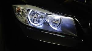 bmw e90 headlights weisslicht led for bmw halo rings angel eyes interior