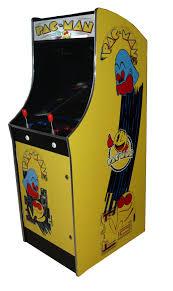 arcade rewind 60 in 1 upright arcade machine pac man