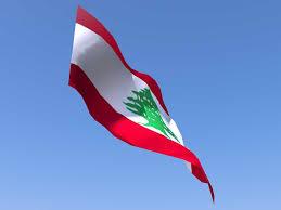 Libanese Flag Are Na