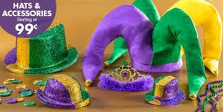 mardi gras headbands jester hats king crowns costume accessories mardi gras