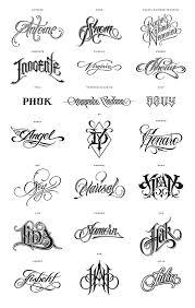 name font designs elaxsir
