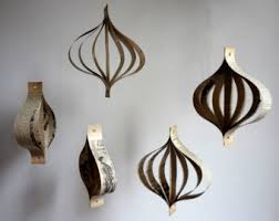 geometric ornaments etsy