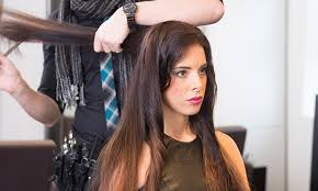 permed hair in wellingborough cut and blow dry r r hairdressing groupon