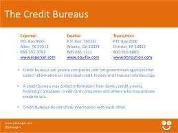 trans union credit bureau personal finance all about credit reports and credit scores by phro