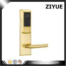serrure chambre en acier inoxydable intelligente rfid porte clés carte chambre d