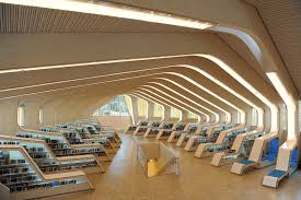 amazing interiors public places with amazing interiors shaped by timber decor systems