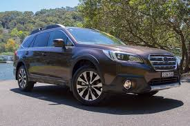 red subaru outback 2017 subaru outback 2017 review carsguide