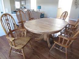 refinish oak kitchen table best way to update this golden oak table chairs