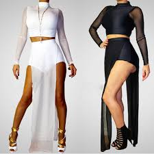 cheap rompers and jumpsuits 2014 bodycon jumpsuit black white womens rompers