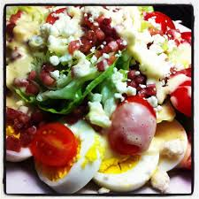 the wedge salad with white french dressing tpchow