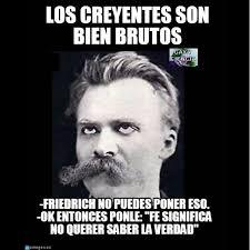 Nietzsche Meme - nietzsche no podemos decir eso pinterest memes humour and meme