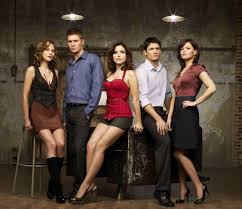 if one tree hill characters actually went to