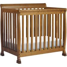 Davinci Kalani 4 In 1 Convertible Crib by Davinci Kalani 2 In 1 Mini Crib Ebony Black Walmart Com