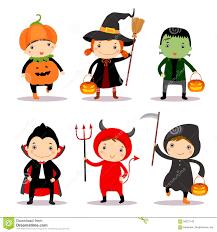 halloween clipart cute collection halloween party set stock image image 33274021 halloween clipart