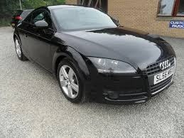 2006 audi coupe used 2006 audi tt coupe 2 0t fsi 2dr petrol for sale in