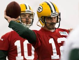 packers chances of aaron rodgers on thanksgiving closer
