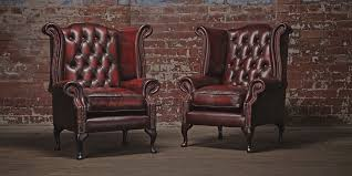 vintage leather chesterfield sofa queen anne u2022 divani chester e poltrone divani e poltrone chester