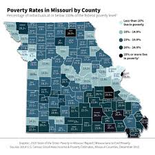 Kansas City Crime Map Missouri Poverty Facts U2022 Missouri Community Action Network