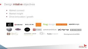 connecting the dots design initiative objectives market connect